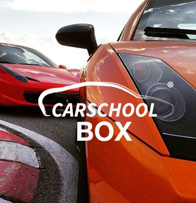 CARSCHOOLBOX // WEB LAYOUT PROJECT