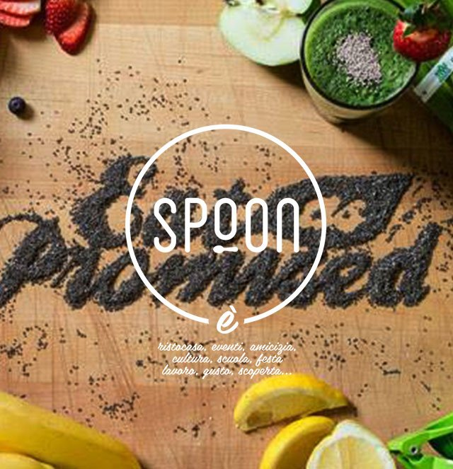 SPOON // web layout project
